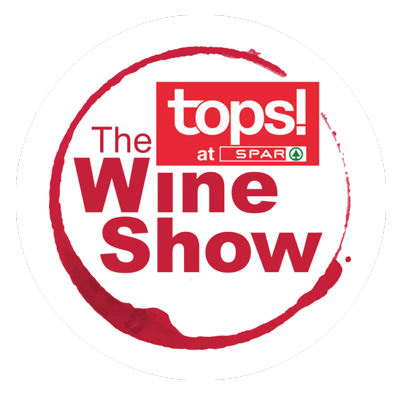 The tops at spar wine show logo 2020