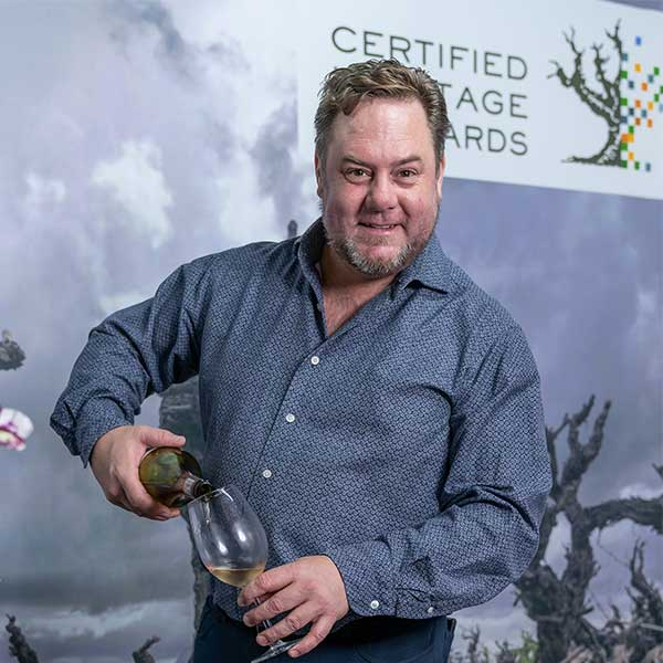 Andre Morgenthal and the old vine project